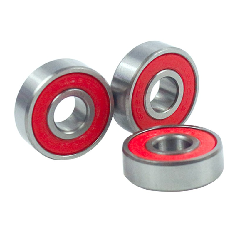 f&d bearing chrome deep groove ball bearings 6203RS rolamento kdyd