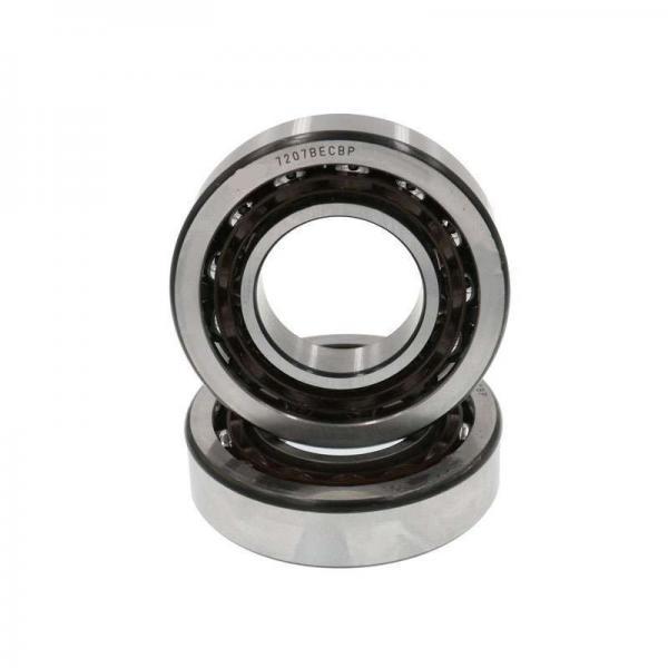 2.756 Inch | 70 Millimeter x 4.331 Inch | 110 Millimeter x 1.575 Inch | 40 Millimeter  SKF 7014 CE/HCDTVQ253  Angular Contact Ball Bearings #1 image